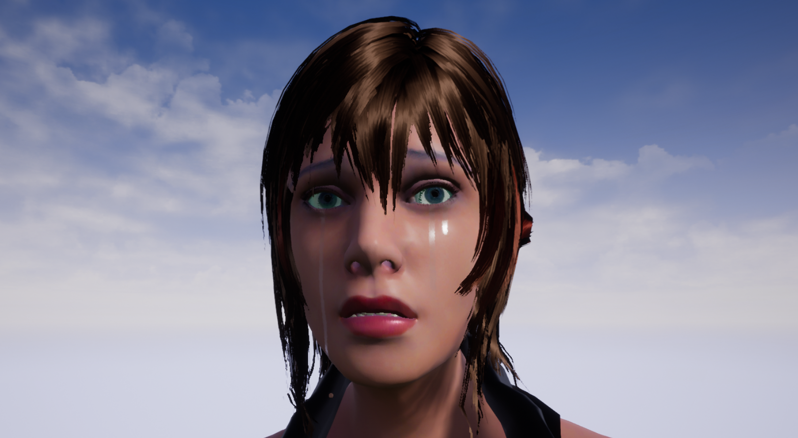 Tears in UE4